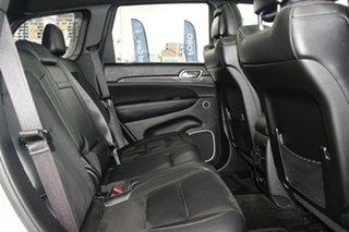 2016 Jeep Grand Cherokee WK MY16 SRT Silver 8 Speed Sports Automatic Wagon
