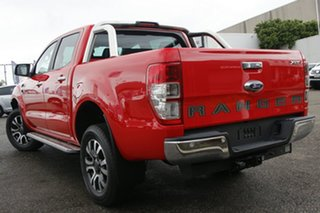 2019 Ford Ranger PX MkIII 2019.00MY XLT Red 6 Speed Sports Automatic Double Cab Pick Up.