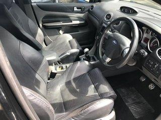 2010 Ford Focus LV XR5 Turbo Black 6 Speed Manual Hatchback