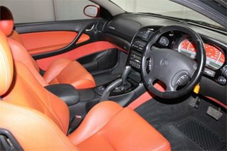 2002 Holden Monaro V2 CV8 Red 4 Speed Automatic Coupe.