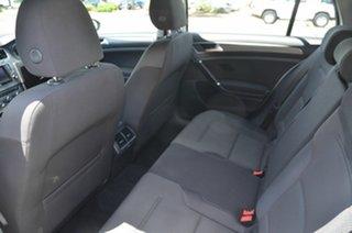 2013 Volkswagen Golf AU MY14 90 TSI Comfortline White 7 Speed Auto Direct Shift Hatchback