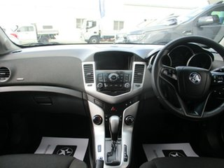 2015 Holden Cruze JH MY14 CD Silver 6 Speed Automatic Sportswagon