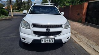 2013 Holden Colorado RG MY13 LX Crew Cab 5 Speed Manual Utility