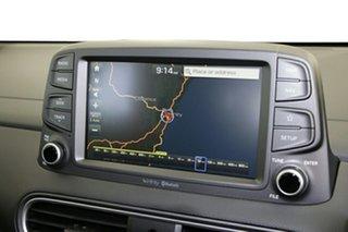 2020 Hyundai Kona OS.3 MY20 Highlander TTR (FWD) Ceramic Blue & Black Roof 6 Speed Automatic Wagon