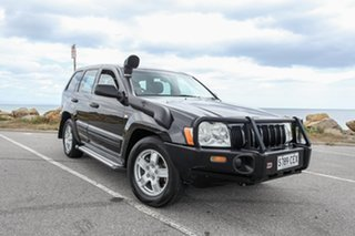 2006 Jeep Grand Cherokee WH MY2006 Laredo Black 5 Speed Automatic Wagon