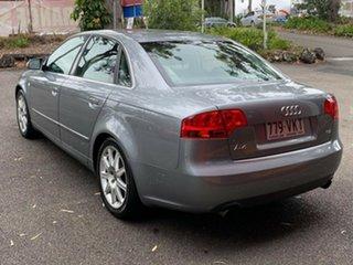2006 Audi A4 B7 Multitronic Metallic Grey 7 Speed Constant Variable Sedan