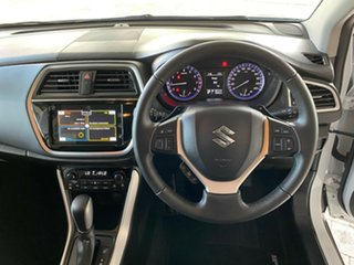 2019 Suzuki S-Cross Turbo White Sports Automatic Hatchback