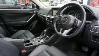 2016 Mazda CX-5 KE1022 Akera SKYACTIV-Drive i-ACTIV AWD Blue 6 Speed Sports Automatic Wagon