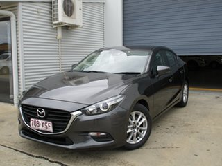 2017 Mazda 3 BN5278 Neo SKYACTIV-Drive Grey 6 Speed Sports Automatic Sedan.