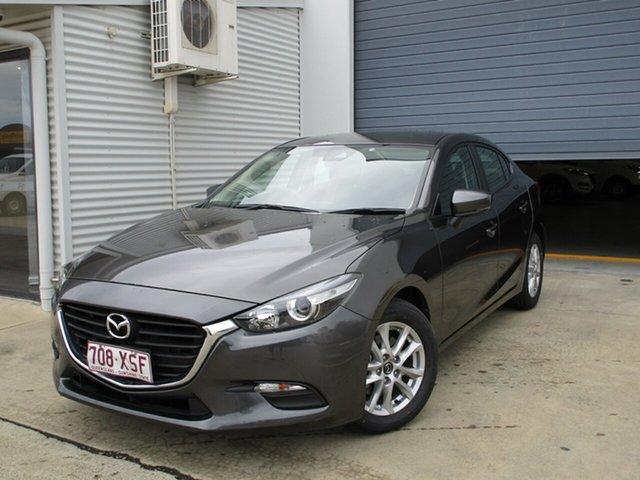 Used Mazda 3 BN5278 Neo SKYACTIV-Drive, 2017 Mazda 3 BN5278 Neo SKYACTIV-Drive Grey 6 Speed Sports Automatic Sedan