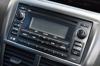 2011 Subaru Impreza G3 MY11 R AWD Satin White Pearl 4 Speed Sports Automatic Hatchback