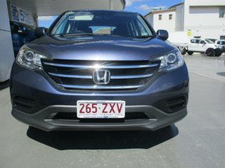 2013 Honda CR-V 30 MY14 VTi (4x2) Blue 5 Speed Automatic Wagon