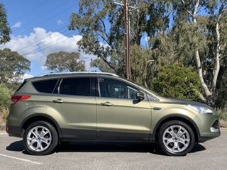 2013 Ford Kuga TF Trend AWD Ginger Ale 6 Speed Sports Automatic Wagon.