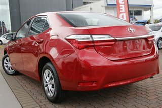 2018 Toyota Corolla ZRE172R Ascent S-CVT Red 7 Speed Constant Variable Sedan.
