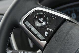 2020 Honda CR-V RW MY21 VTi FWD X Platinum White 1 Speed Automatic Wagon