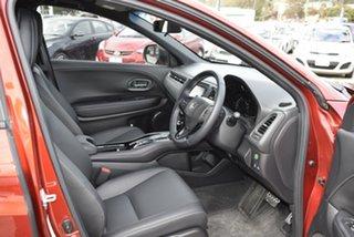 2020 Honda HR-V MY20 RS Red/Black 1 Speed Constant Variable Hatchback