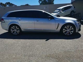 2015 Holden Calais VF MY15 Sportwagon Silver 6 Speed Sports Automatic Wagon.