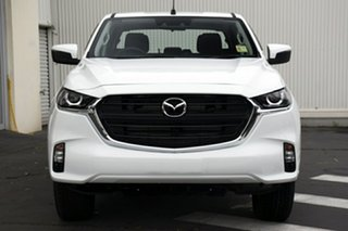2020 Mazda BT-50 TFS40J XT White 6 Speed Sports Automatic Utility
