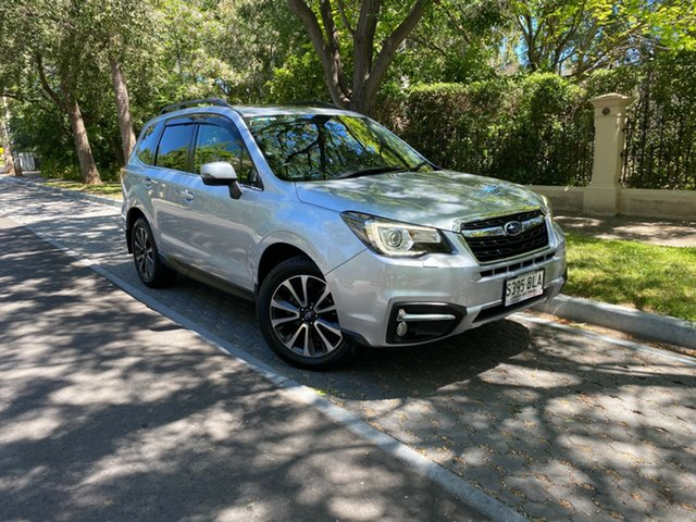 Used Subaru Forester S4 MY17 2.5i-S CVT AWD Hawthorn, 2016 Subaru Forester S4 MY17 2.5i-S CVT AWD Silver 6 Speed Constant Variable Wagon