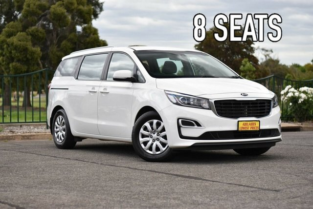 Used Kia Carnival YP MY18 S Melrose Park, 2018 Kia Carnival YP MY18 S White 6 Speed Sports Automatic Wagon