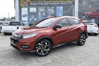2020 Honda HR-V MY20 RS Red/Black 1 Speed Constant Variable Hatchback.