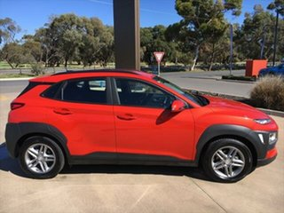 2019 Hyundai Kona OS.3 MY20 Active 2WD Tangerine Comet 6 Speed Sports Automatic Wagon.