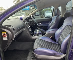 2003 Ford Falcon BA XR8 Ute Super Cab Purple 5 Speed Manual Utility