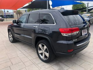2015 Jeep Grand Cherokee WK MY15 Limited Blue 8 Speed Sports Automatic Wagon