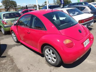 2005 Volkswagen Beetle 9C MY2005 Coupe Red 4 Speed Automatic Liftback
