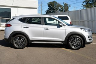2019 Hyundai Tucson TL3 MY19 Elite AWD Silver 8 Speed Sports Automatic Wagon.