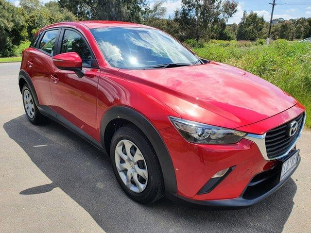 Used Mazda CX-3 DK Neo, 2017 Mazda CX-3 DK Neo Red Sports Automatic Wagon