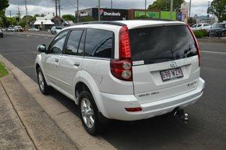 2013 Great Wall X200 CC6461KY MY11 (4x4) White 5 Speed Automatic Wagon