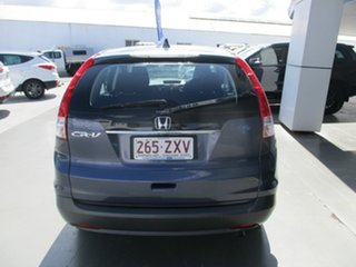 2013 Honda CR-V 30 MY14 VTi (4x2) Blue 5 Speed Automatic Wagon.