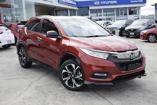 2020 Honda HR-V MY20 RS Red/Black 1 Speed Constant Variable Hatchback.