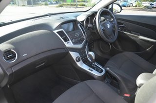 2013 Holden Cruze JH MY14 Equipe White 6 Speed Automatic Sedan