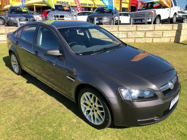 Used Holden Commodore VE MY09 60th Anniversary Wangara, 2008 Holden Commodore VE MY09 60th Anniversary Grey 4 Speed Automatic Sedan