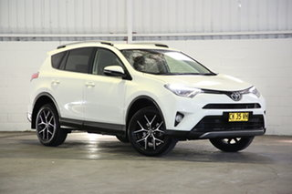 2016 Toyota RAV4 ZSA42R GXL 2WD White 7 Speed Constant Variable Wagon.