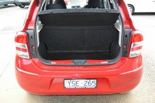 2012 Nissan Micra K13 ST Red 5 Speed Manual Hatchback