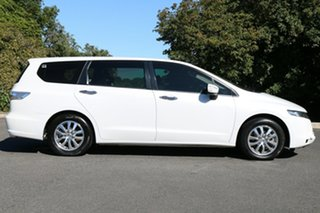 2013 Honda Odyssey 4th Gen MY13 White Orchid 5 Speed Sports Automatic Wagon