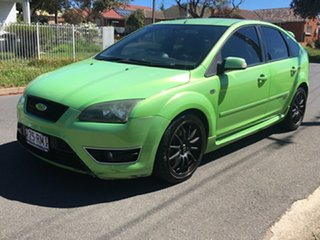 2007 Ford Focus LT XR5 Turbo Green 6 Speed Manual Hatchback