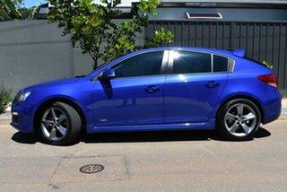 2015 Holden Cruze JH Series II MY16 SRI Z-Series Blue 6 Speed Sports Automatic Hatchback.