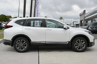 2021 Honda CR-V RW MY21 VTi FWD X Platinum White 1 Speed Constant Variable Wagon