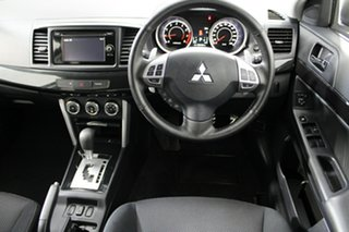 2017 Mitsubishi Lancer CF MY17 GSR Sportback White Solid 6 Speed Constant Variable Hatchback