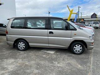 1998 Mitsubishi Starwagon WA GL Grey 4 Speed Automatic Wagon.