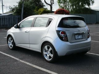 2015 Holden Barina TM CDX Nitrate Automatic Hatchback.