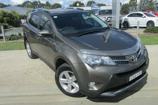 2013 Toyota RAV4 ALA49R MY14 GXL AWD Grey 6 Speed Sports Automatic Wagon.