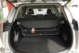2017 Toyota RAV4 ALA49R GXL AWD Silver 6 Speed Sports Automatic Wagon