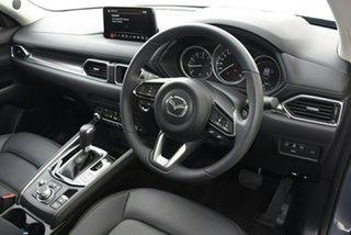 2020 Mazda CX-5 KF4WLA GT SKYACTIV-Drive i-ACTIV AWD Grey 6 Speed Sports Automatic Wagon