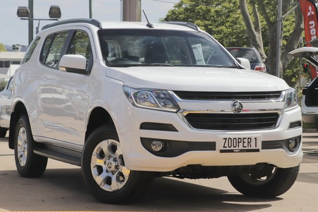 Used Holden Trailblazer RG MY19 LT Toowoomba, 2019 Holden Trailblazer RG MY19 LT White 6 Speed Sports Automatic Wagon