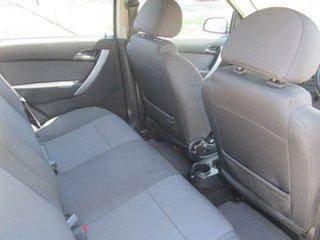 2011 Holden Barina TK MY11 Grey 4 Speed Automatic Hatchback
